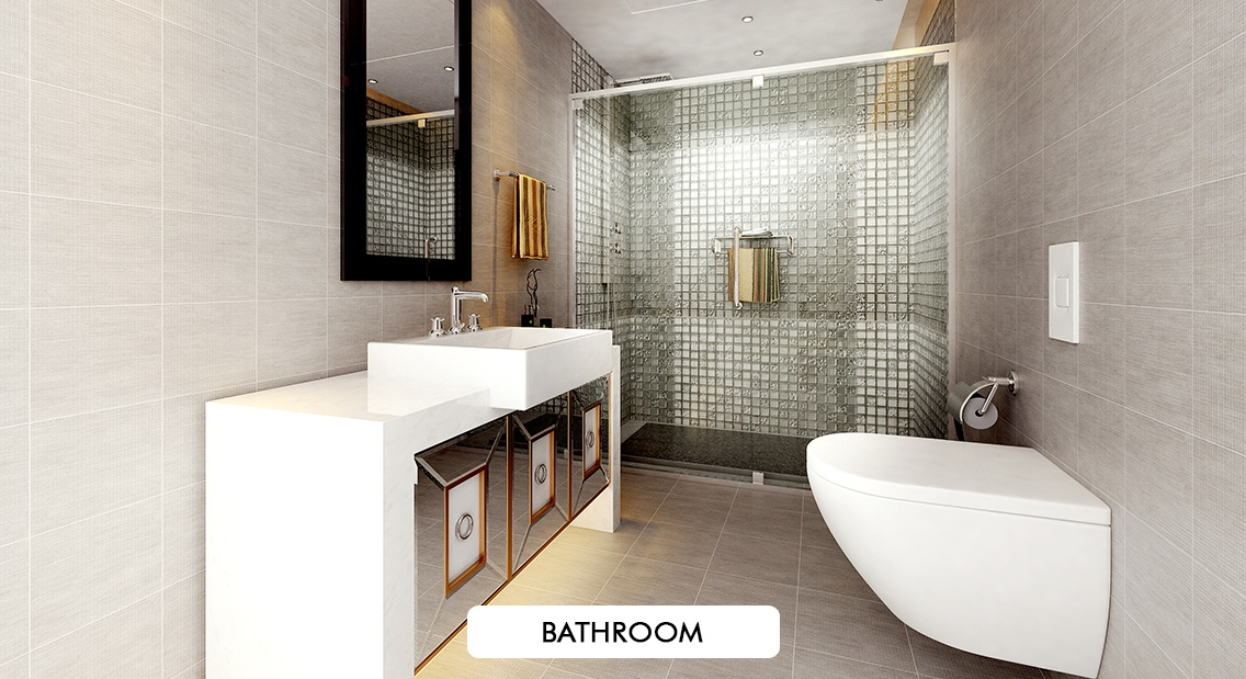 OriginCorp - BATHROOM