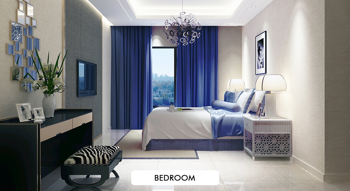 OriginCorp - BEDROOM