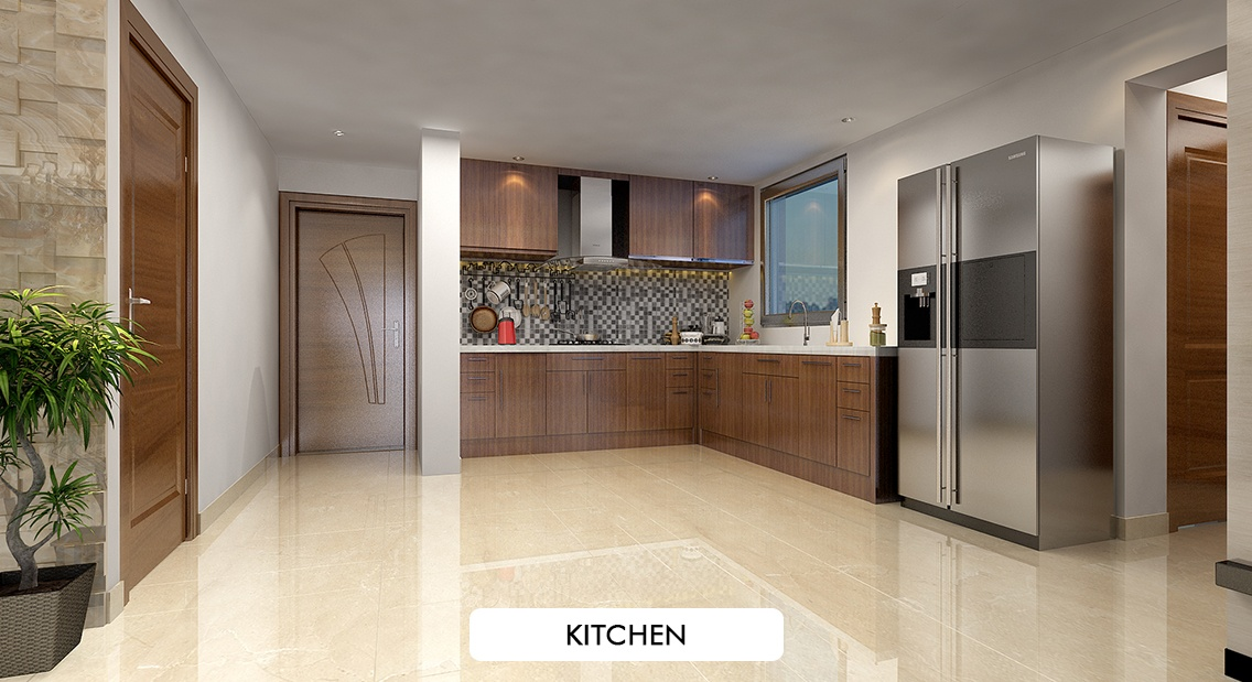 Origin - KITCHEN