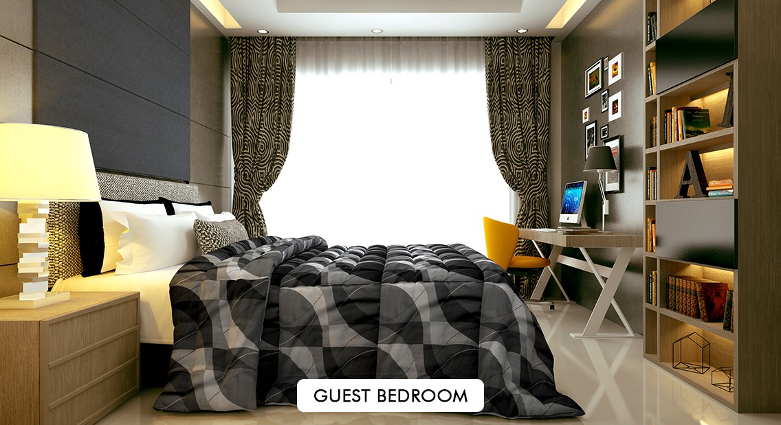 OriginGroup - guest-bedroom