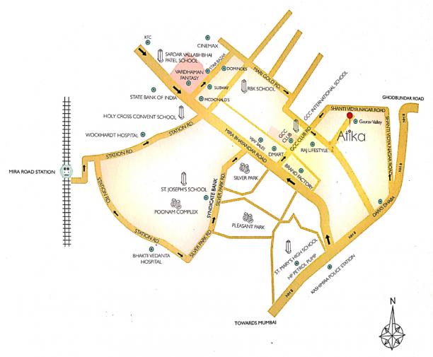 subh atika map
